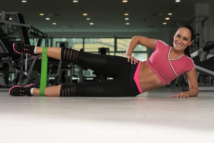 3、足腰を鍛える