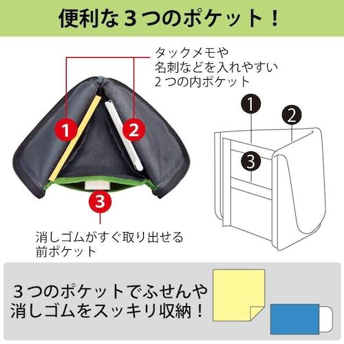 収納|内ポケットがあると便利!ペン以外も持ち運びしやすい