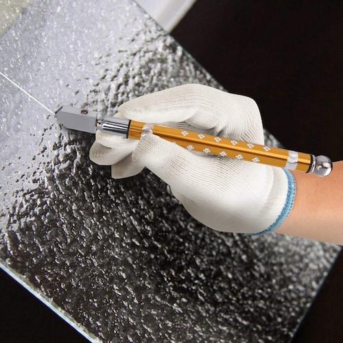 切断可能厚|鏡に使われるガラスは5mm程度。DIYには2~10mm程度