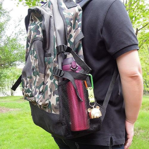 デザイン ファッションに合わせたり荷物の目印に