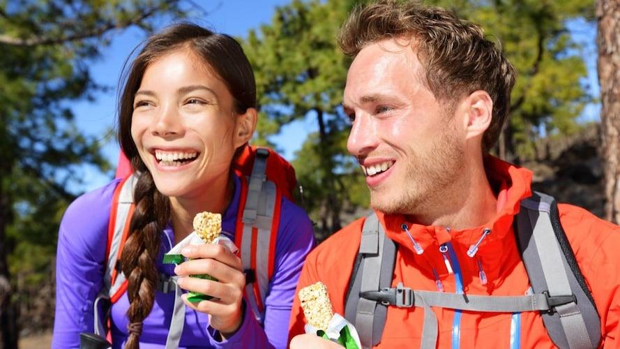 間食や運動時の栄養補給に!食事の置き換えは△