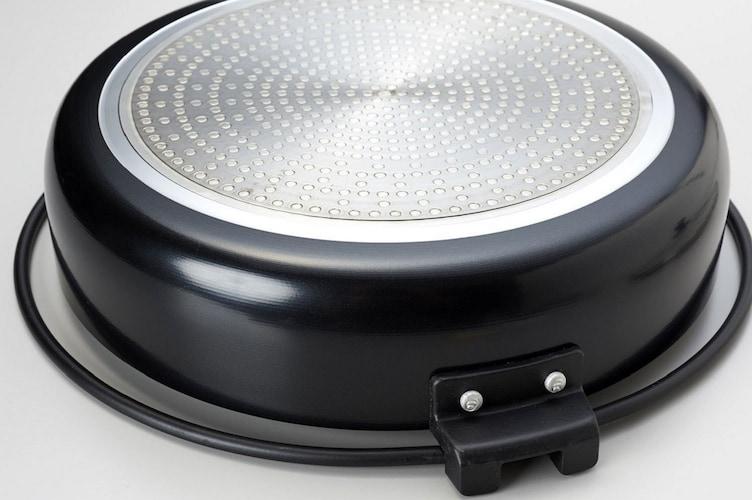 すき焼き鍋の手入れ方法