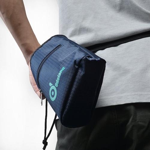 装着部|ベルト付きで安定感アップ!長さによってはショルダーバッグにも