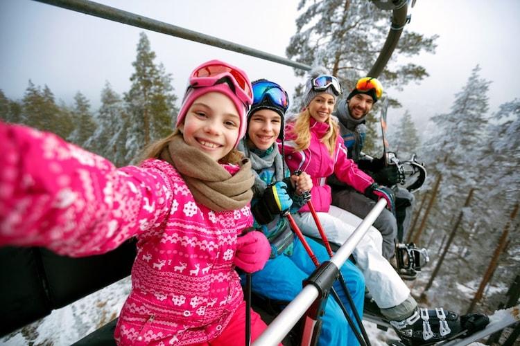 スノボ・スキーに着るインナーとは?