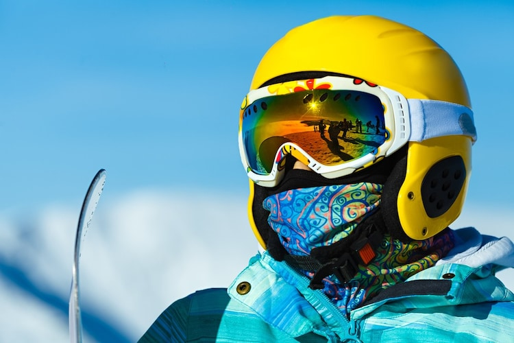 スキー・スノーボード用ヘルメットはダサい?かっこいい?