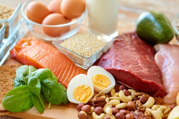たんぱく質保有量が多いと不足した栄養の補助になる