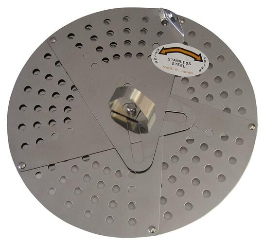 フリーサイズなら使う鍋に合わせてサイズ調節できる!