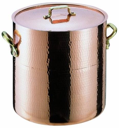 4.銅|火のあたりがやわらかい!煮込み料理に最適