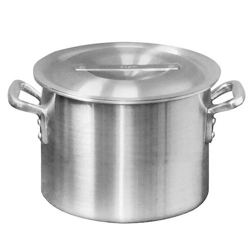 2.アルミ|軽くて調理しやすく初心者に最適