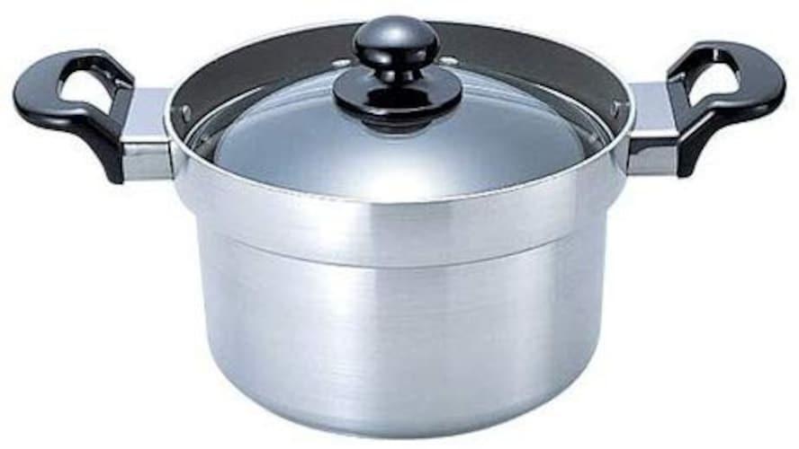 文化鍋|軽くて扱いやすい