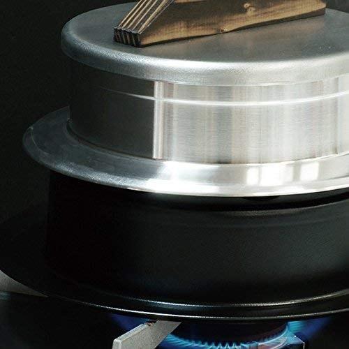 加熱方法|ご飯鍋の熱源をチェック