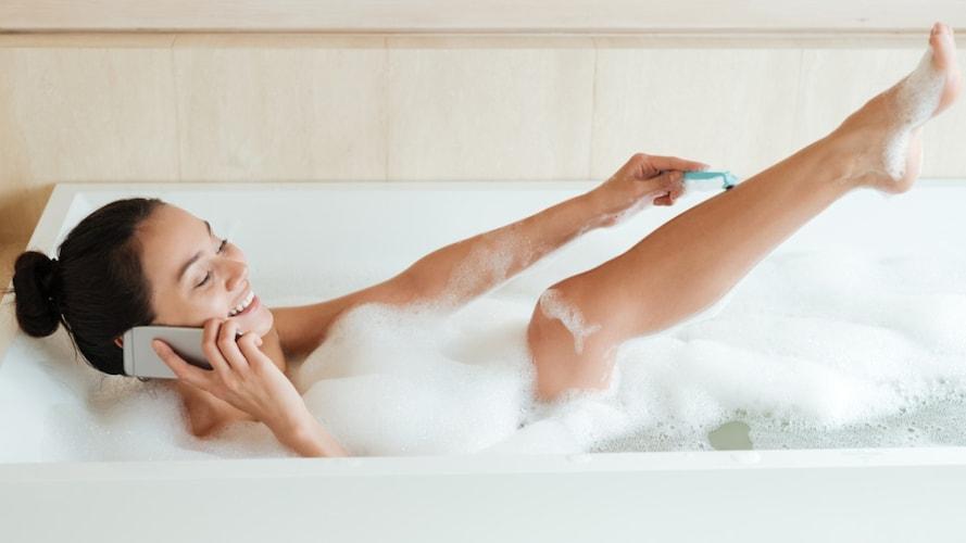 防水加工|お風呂で使用したいなら必須!お手入れも簡単に