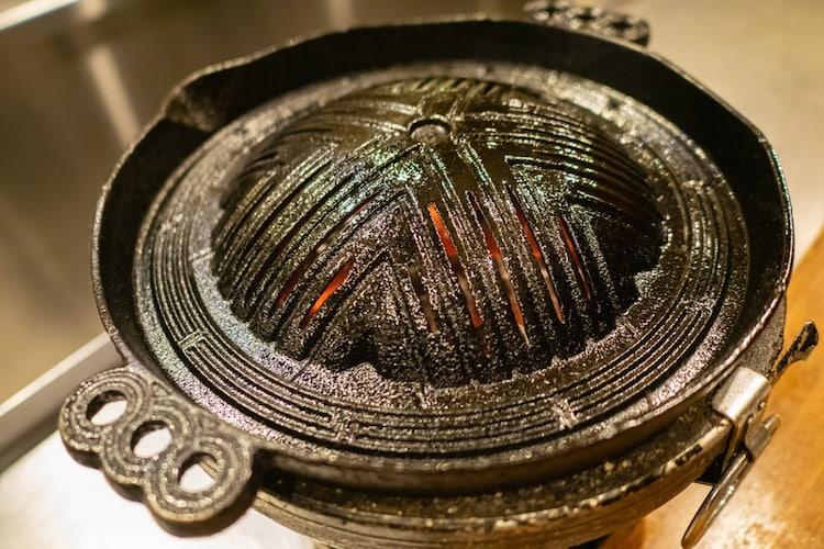 素材|食材に熱をしっかり伝える「鉄製」がおすすめ
