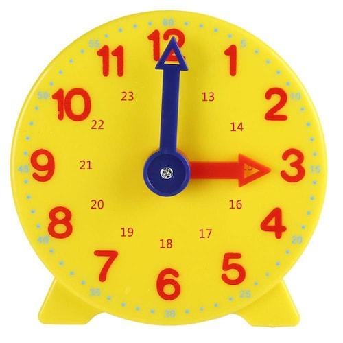 デザイン1|24時間表記なら学びやすい