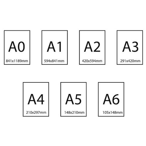【A4?それともA6?】サイズ