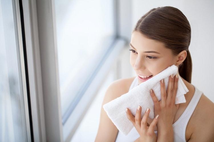 洗顔不要 クレンジングを簡単に済ませたい方は