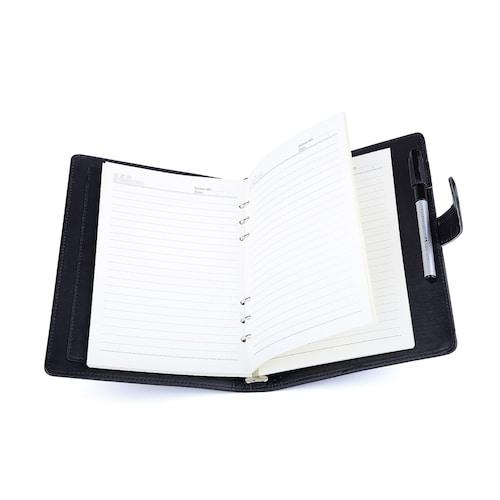 カスタマイズ可能なシステム手帳タイプ