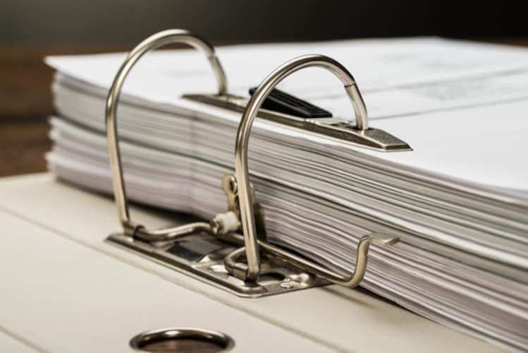 サイズと厚さ|収納する用紙に合わせる