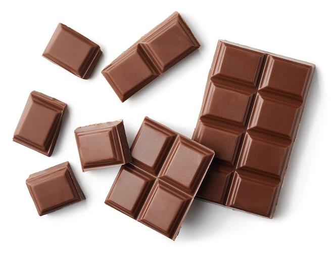 チョコなどの加工食品|神経症や塩分過多の原因に