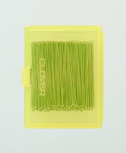 シルクピン|布に刺し跡を残さないまち針