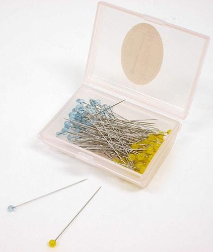 パッチワーク用まち針|生地がずれにくいまち針