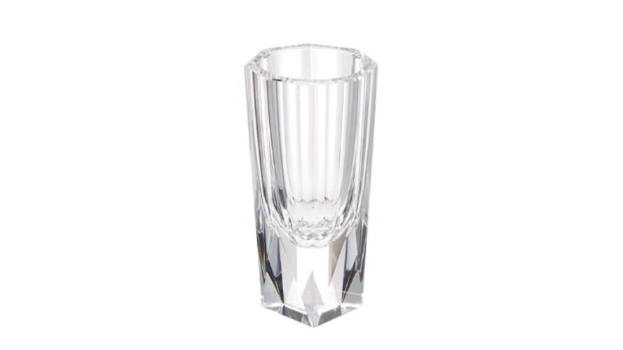 クリスタルガラス|透明度が高く、高級感のある美しい見た目が魅力