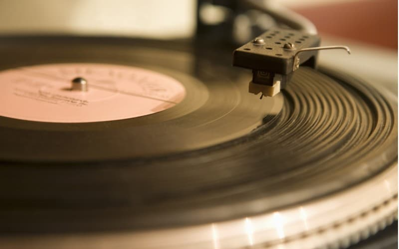 ▼おすすめの使い方は「アナログレコード」の再生