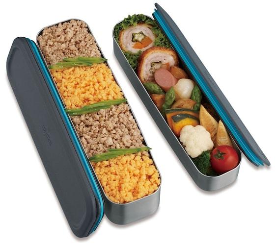 2段タイプのお弁当箱
