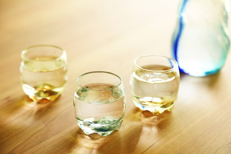 素材|ガラスや陶磁器など飲み方に合わせてチェンジ
