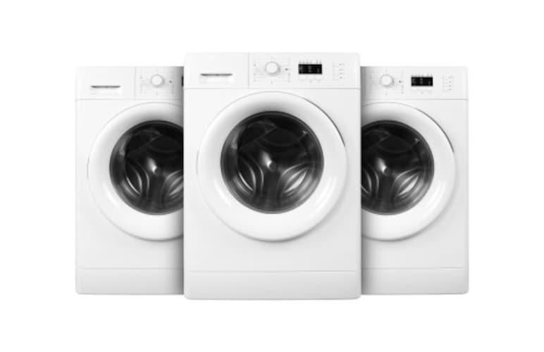 サイズ|洗濯機に合わせて調整できるものを