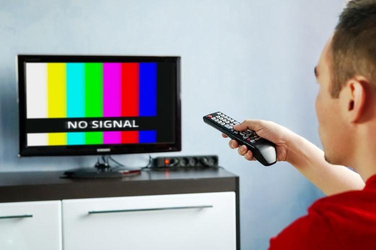 HDMIセレクターで映像が途切れる・映らない場合は?
