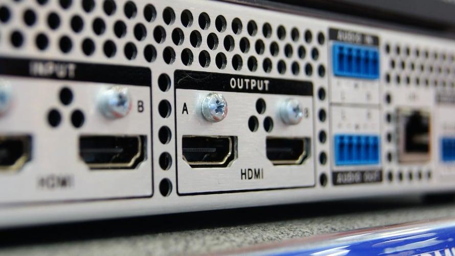 HDMI端子数 複数機器を繋げて便利に使う