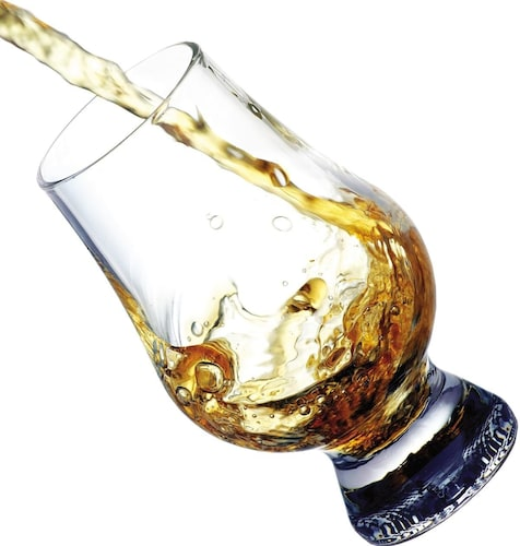 テイスティンググラス ウイスキーやワインも味わう方に◎