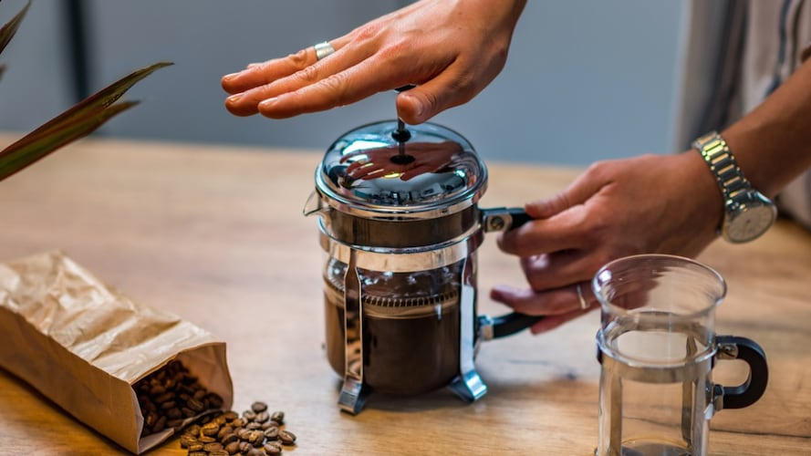 コーヒープレスとは?
