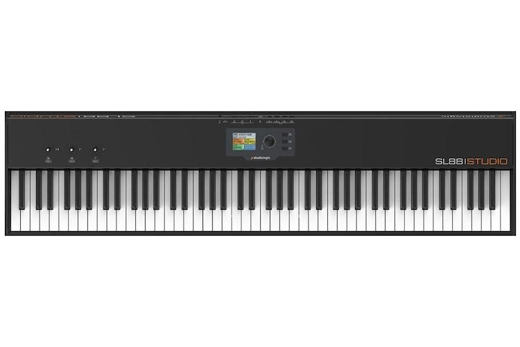▼フルサイズで使いたい方はピアノと同じ鍵盤数の「88鍵」