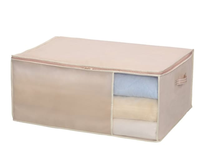 収納方法|収納袋の用意だけでなく湿気対策も必須