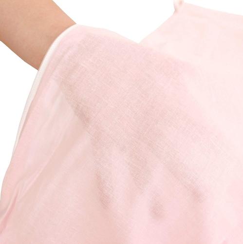 毛布カバーで清潔且つおしゃれに