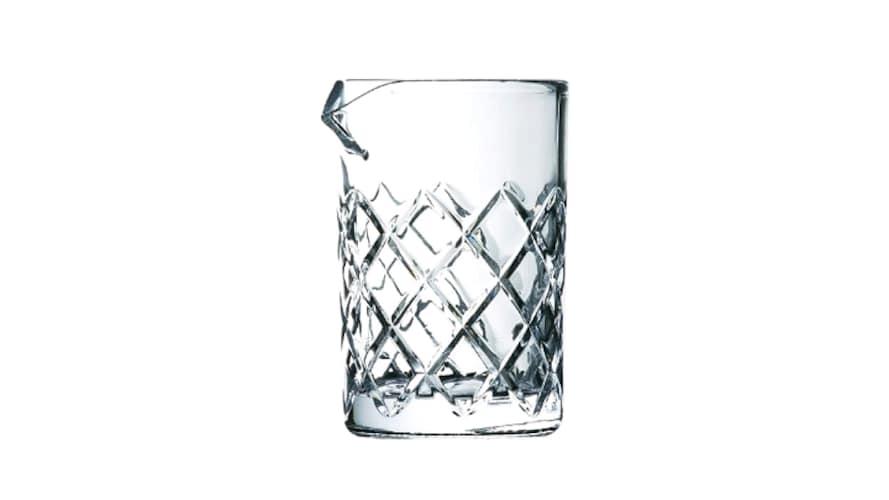 ・ガラス製|中のお酒の状態を確認しやすい!