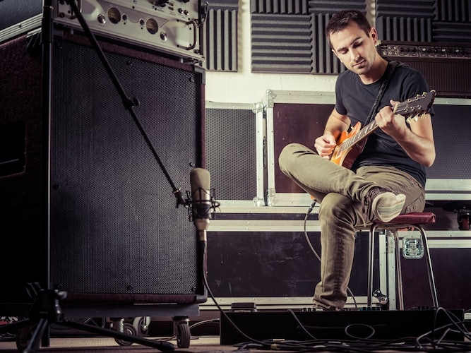 DTMでのギター録音の方法
