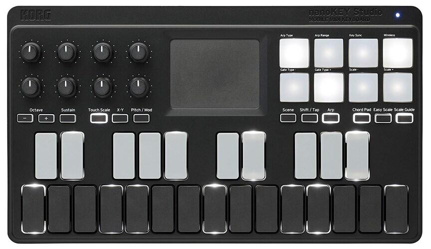 MIDIコントローラーの選び方|自分に合ったものを選ぼう