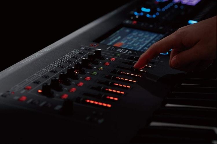 機能 作曲に使うなら「シーケンス機能」バンドの演奏にも役に立つ「自動演奏」