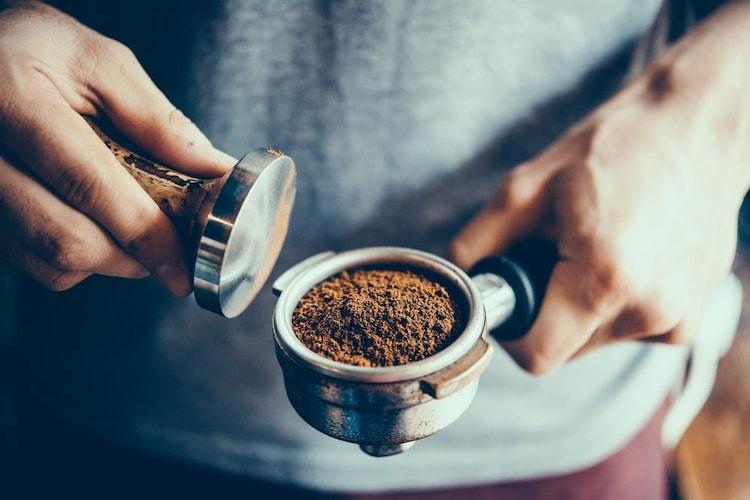 コーヒー用タンパーとは?