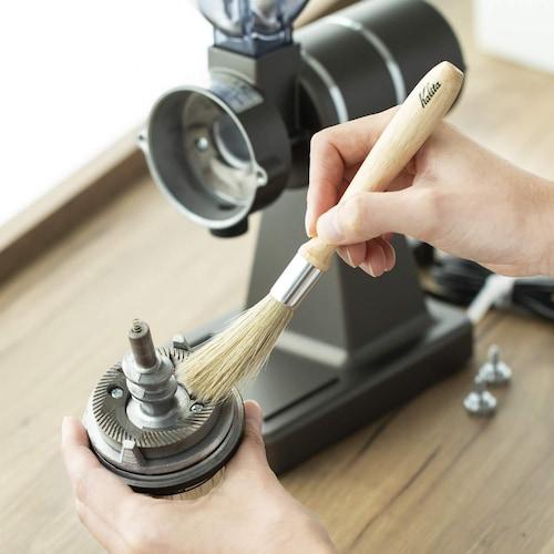 定期的に分解して刃の部分をお手入れ