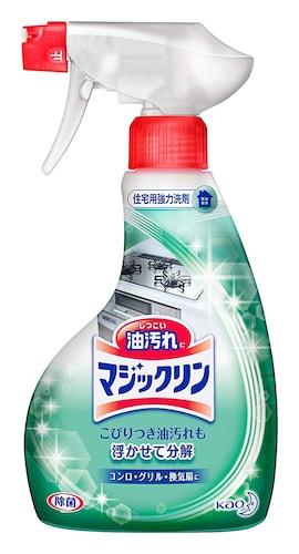 スプレータイプの洗剤画像