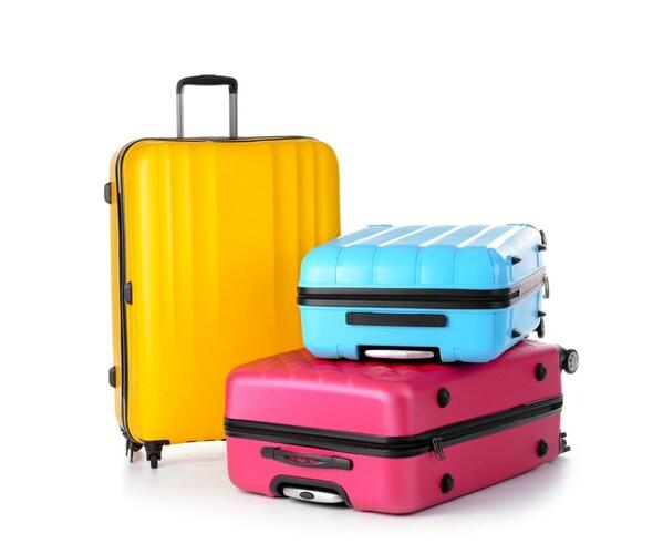 まとめ サムソナイトのスーツケースは軽量で頑丈