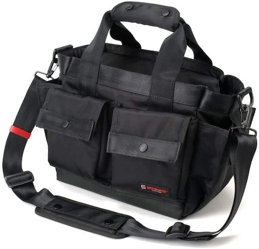 快適性 肩ベルトにはメッシュ素材やクッション性のあるものが◎