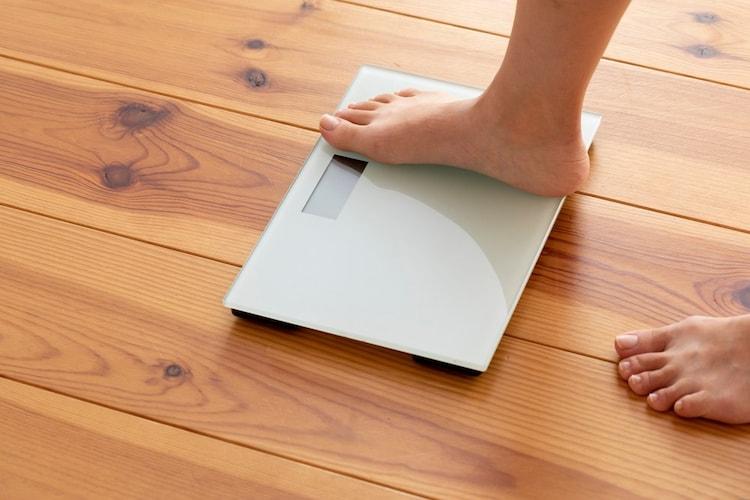体重計の正しい測り方は?体脂肪などの数値をより正確に!