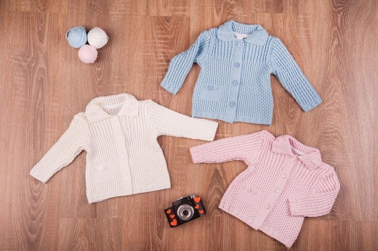 ・手作り子供服