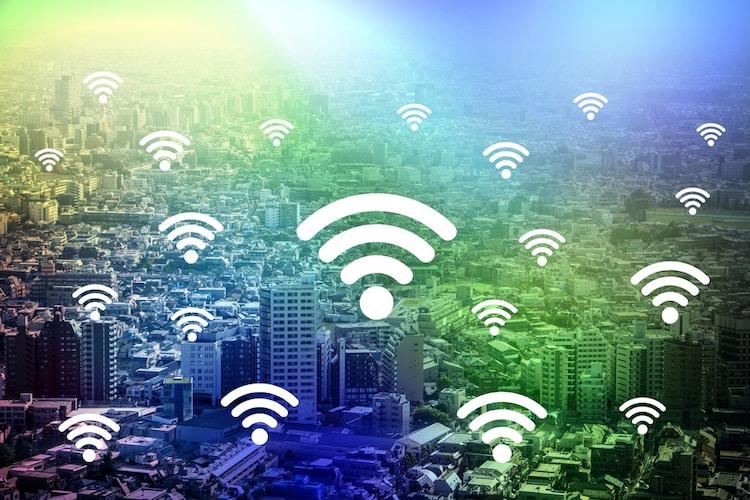 ▼海外ではネットが繋がりにくい場合も