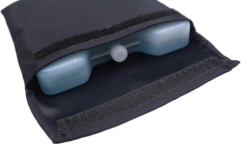 ★保冷剤や毛布を使ってキャリーバッグ内の居心地の良さをアップ